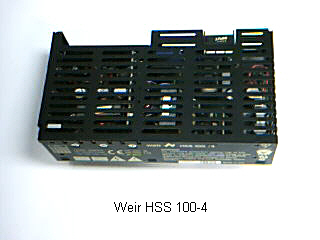 Weir HSS 100-4-Recon